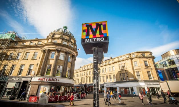 Metro is proudly supporting Elmer's Great North Parade
