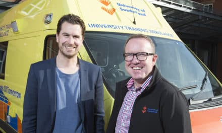 VEO secures three-year deal with the University of Sunderland