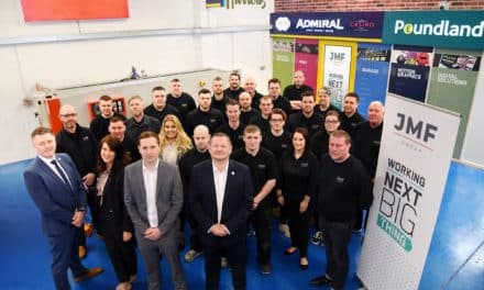 JMF Group celebrates landmark year with major recruitment drive