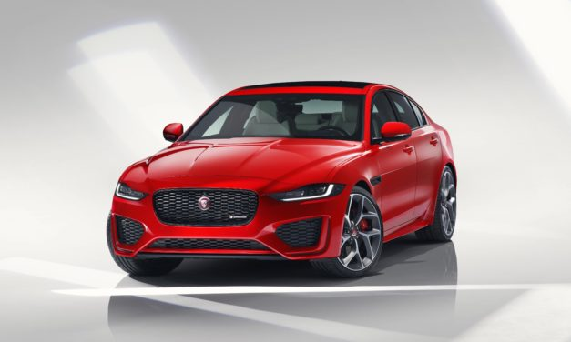 NEW JAGUAR XE: MORE LUXURY, MORE TECHNOLOGY AND BETTER VALUE