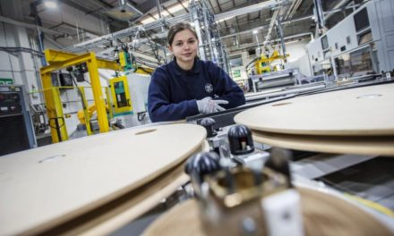 ZF steers young people towards automotive careers
