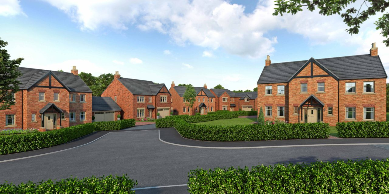 House Designs Revealed for Luxury New Homes in Kirklevington