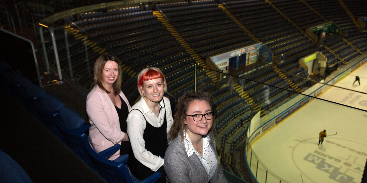 International Women's Day 2019: Motorpoint Arena Nottingham champions gender parity in workplace