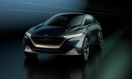 LAGONDA REVEALS THE FUTURE OF THE LUXURY SUV
