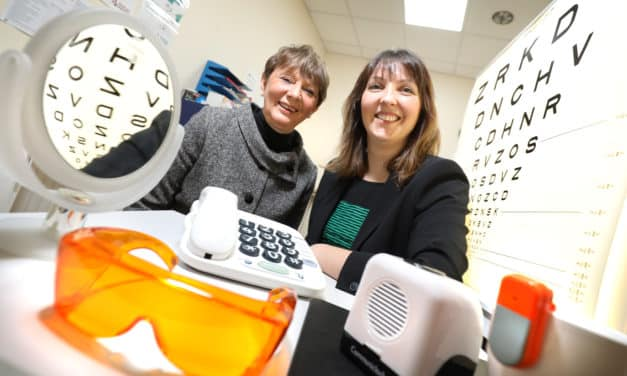 SIGHT SERVICE APPOINTS CHIEF EXECUTIVE