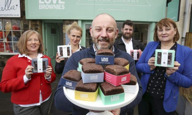 LOVE BROWNIES SECURES SIX-FIGURE NPIF – FW CAPITAL INVESTMENT