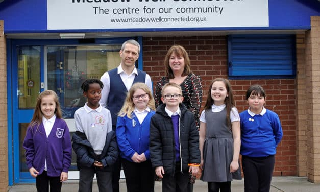 Port of Tyne Supports Meadow Well Connected Holiday Activity and After School Clubs