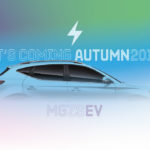 MG GOES ELECTRIC!