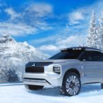 MITSUBISHI ENGELBERG TOURER MAKES GLOBAL PREMIERE AT 2019 GENEVA MOTOR SHOW