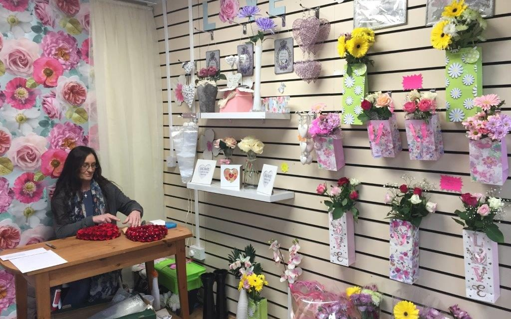 FLOWERS MADE WITH LOVE BY NEW MIDDLESBROUGH FLORIST