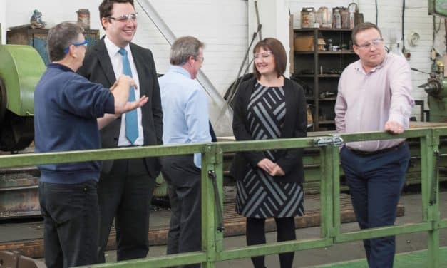 Mayor Hails Success Of Tees Valley Manufacturing Firm