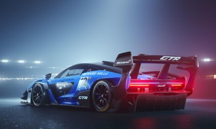 McLAREN SENNA GTR: THE ULTIMATE RACETRACK DRIVING EXPERIENCE
