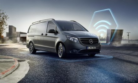 MERCEDES-BENZ VITO AVAILABLE FROM MARCH WITH NEW ENGINES AND DIGITAL SERVICE PACKAGES