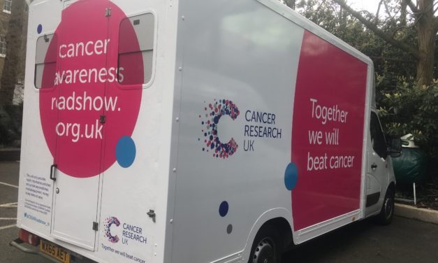 GET TIPS TO HELP REDUCE THE RISK OF CANCER AT NEWCASTLE CANCER AWARENESS ROADSHOW