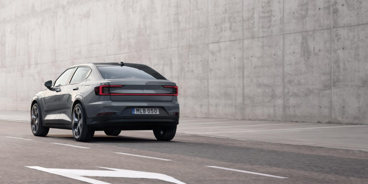 POLESTAR EXPLORE APP OFFERS AN ENTIRELY DIGITAL CUSTOMER EXPERIENCE