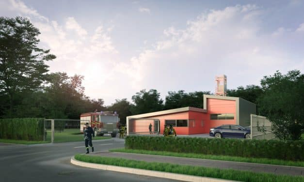 NEW PONTELAND FIRE STATION GETS PLANNING GREEN LIGHT