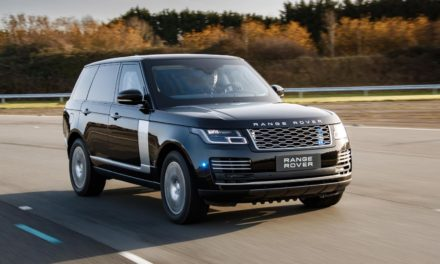 FORTRESS REFINED: ENHANCED PROTECTION AND PERFORMANCE FOR ARMOURED RANGE ROVER SENTINEL