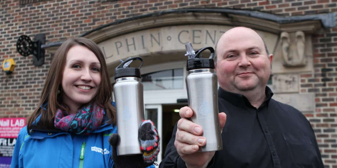 Darlington Refill stations revealed in plastic pollution battle