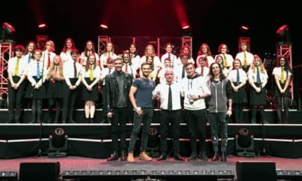 Once-in-a-lifetime experience for Richmond School Choir