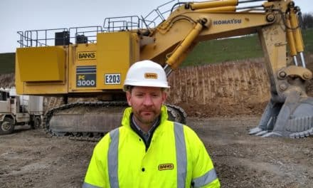Banks Mining Makes Major Equipment Investment At Bradley Surface Mine