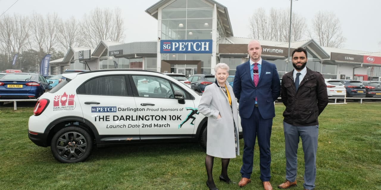 Get set for this year's SG Petch Darlington 10k