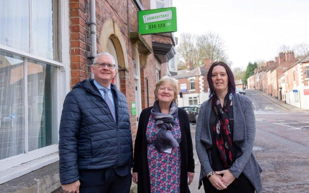 Banks Group Staff Adopt The Samaritans As Ne Dedicated Charity For 2019