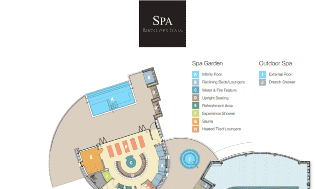 FURTHER INVESTMENT IN ROCKLIFFE HALL'S SPA