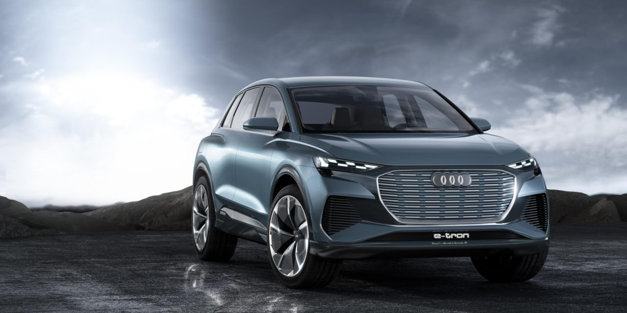 A PREFACE BEFORE THE NEXT CHAPTER – THE AUDI Q4 E-TRON CONCEPT