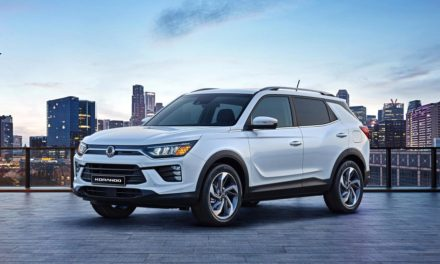 SSANGYONG LAUNCHES ITS ALL-NEW KORANDO FOR EUROPE AT GENEVA
