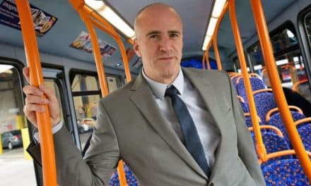 90 Percent Of Stagecoach Customers In The North East Satisfied With Bus Services