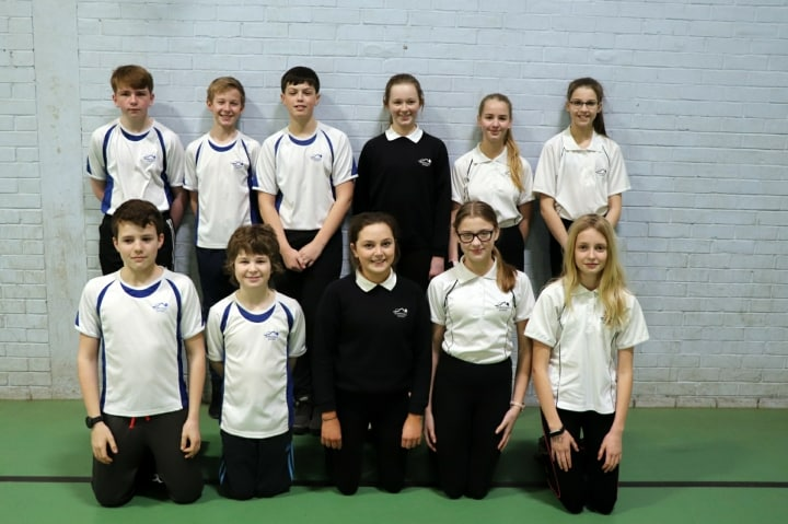Stokesley student leaders excel at primary multi-skills event