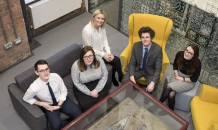 Graduates Bring Large Degree of Success To Executive Compass
