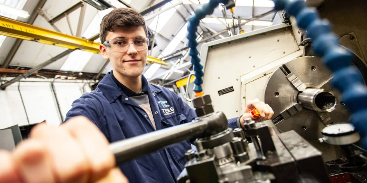 Tees Components seek apprentices to support growing order book