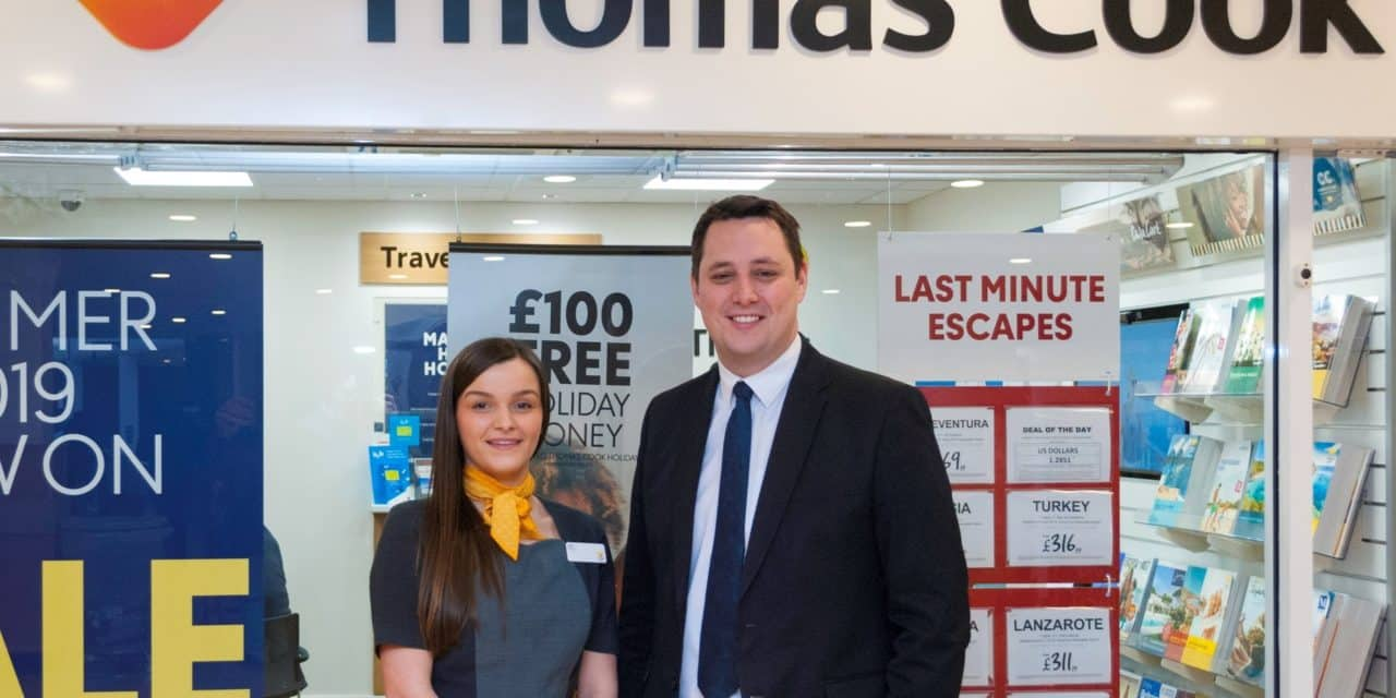 The Sky's The Limit For Local Travel Agent After Apprenticeship