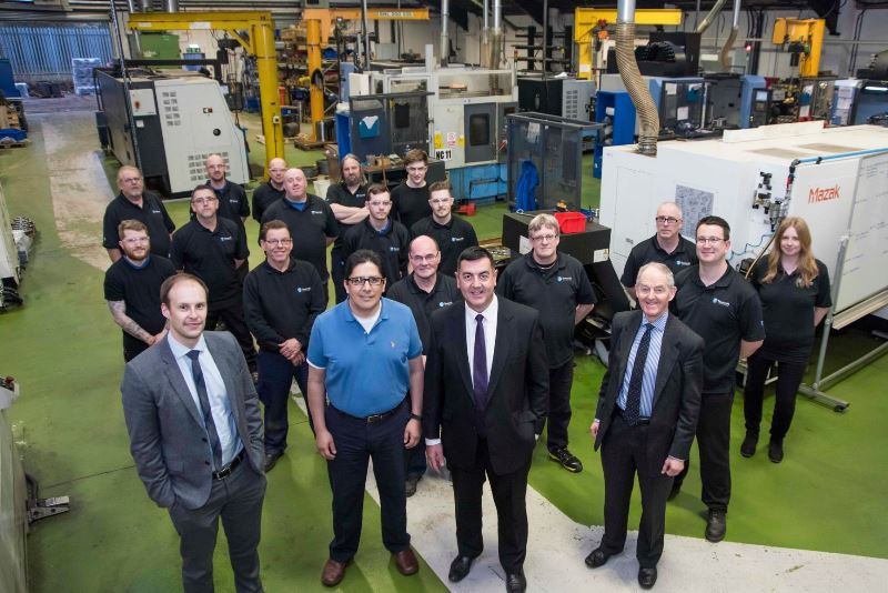 ACQUISITION BY COUNTY DURHAM ENGINEERING COMPANY PRESERVES ASHINGTON BUSINESS