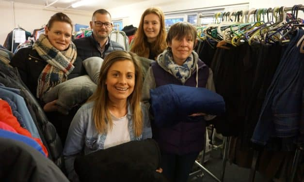 Onesie company helping rough sleepers keep warm