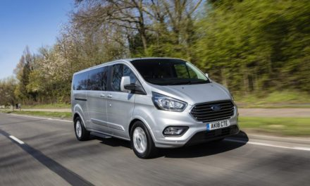 FORD TOURNEO CUSTOM GAINS ENHANCED DRIVE WITH MORE POWER AND MILD-HYBRID TECHNOLOGY