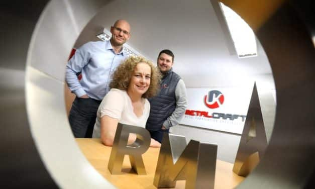 Signs Look Good For UK Metalcraft After £150,000 Growth Capital Fund Investment