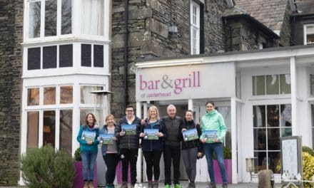 Hotel works with fell runner to offer guided walks for guests