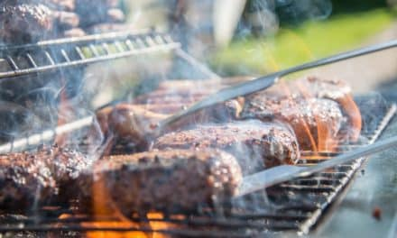 Cleaning your barbecue