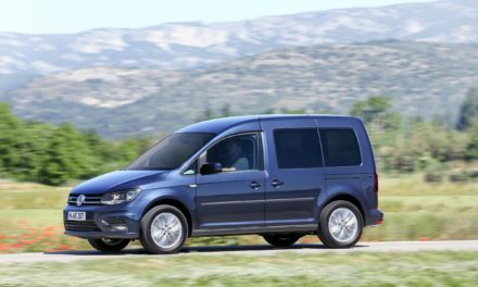 VOLKSWAGEN COMMERCIAL VEHICLES CELEBRATES INTERNATIONAL WHEELCHAIR DAY WITH CADDY AND TRANSPORTER CONVERSIONS