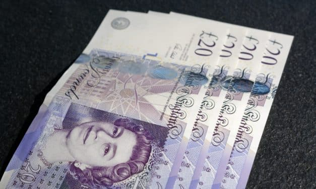 Brits don't feel in control of their finances..