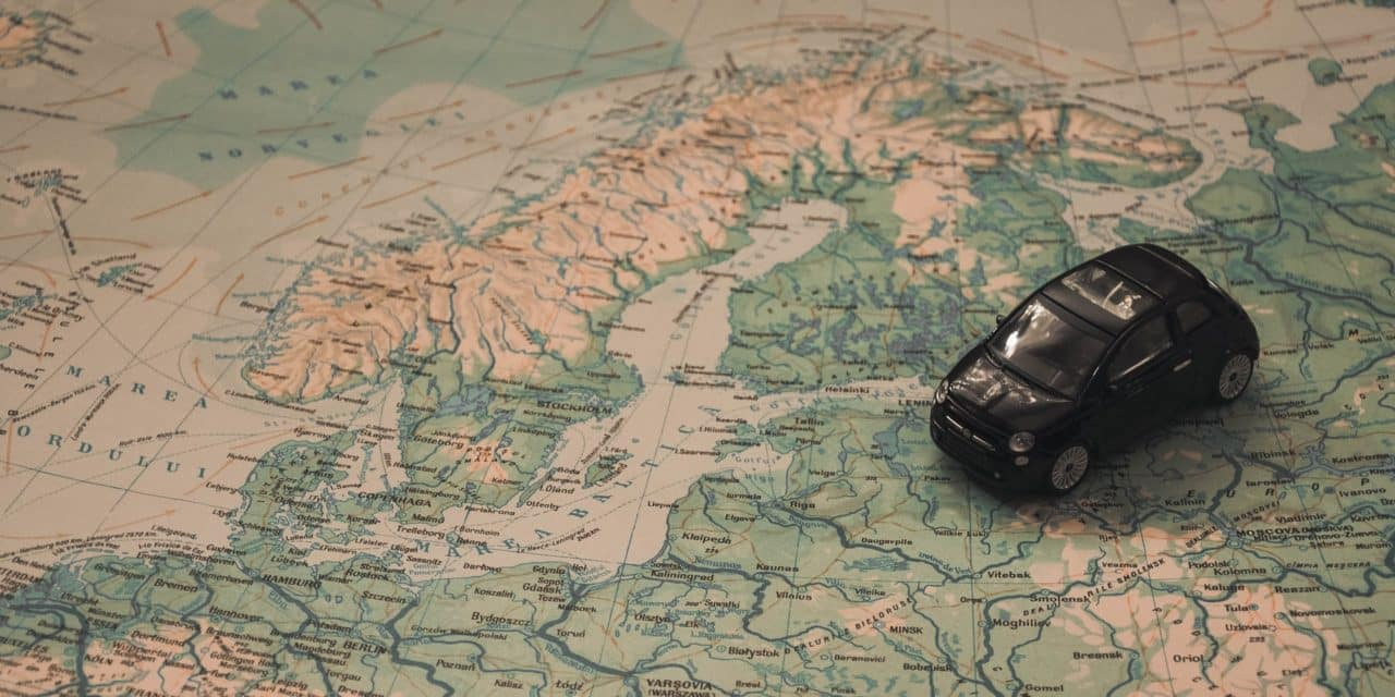 International road laws to adhere to when driving abroad