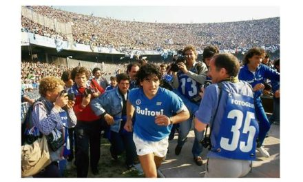 DIEGO MARADONA | In Cinemas 14th June