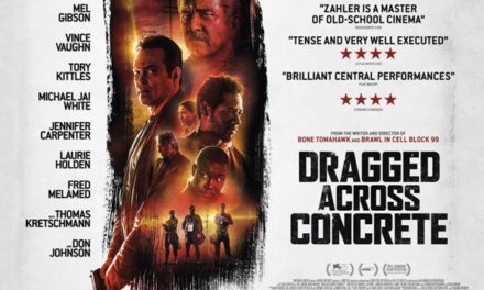 DRAGGED ACROSS CONCRETE – UK TRAILER