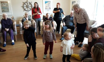 How Sand Banks is Redcar's very own Care Home for Four-Year-Olds
