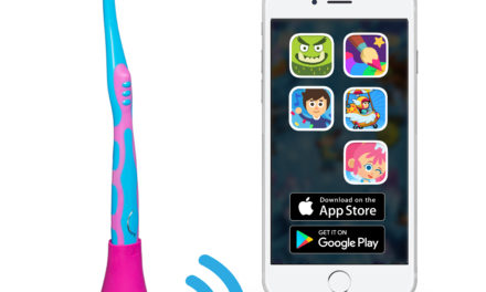 Smart Toothbrush is Child's Play