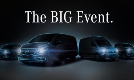 MERCEDES-BENZ VANS LAUNCHES 'BIG EVENT' FOR BIGGEST EVER OFFERS