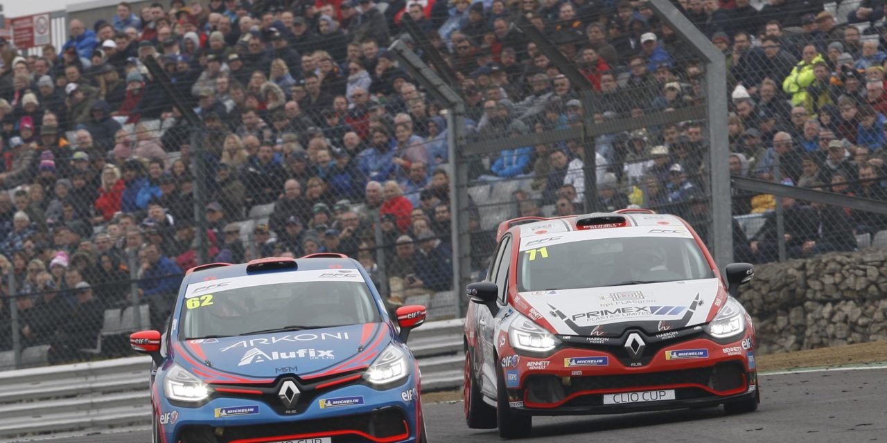 BRANDS HATCH DOUBLE AND EARLY CHAMPIONSHIP LEAD FOR COATES AFTER YOUNG PENALTY
