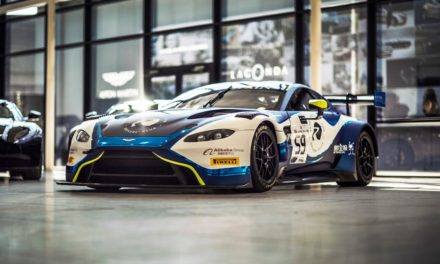 ASTON MARTIN VANTAGE GT3 SET TO MAKE MONZA BLANCPAIN DEBUT